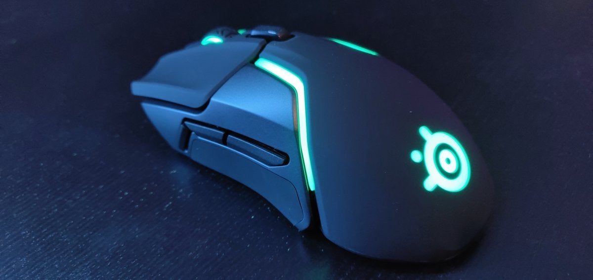SteelSeries Rival 650 review: Solving the wireless-mouse