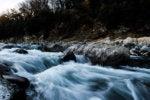 stream river water rapids data stream slippery rocks rushing water
