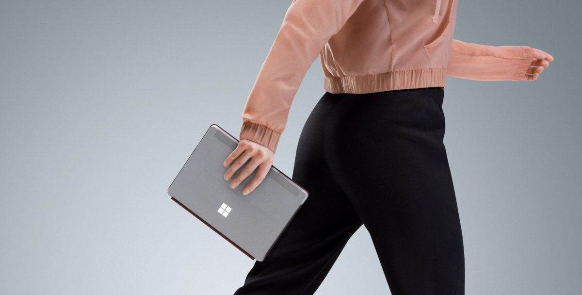 surface go lte legs crop