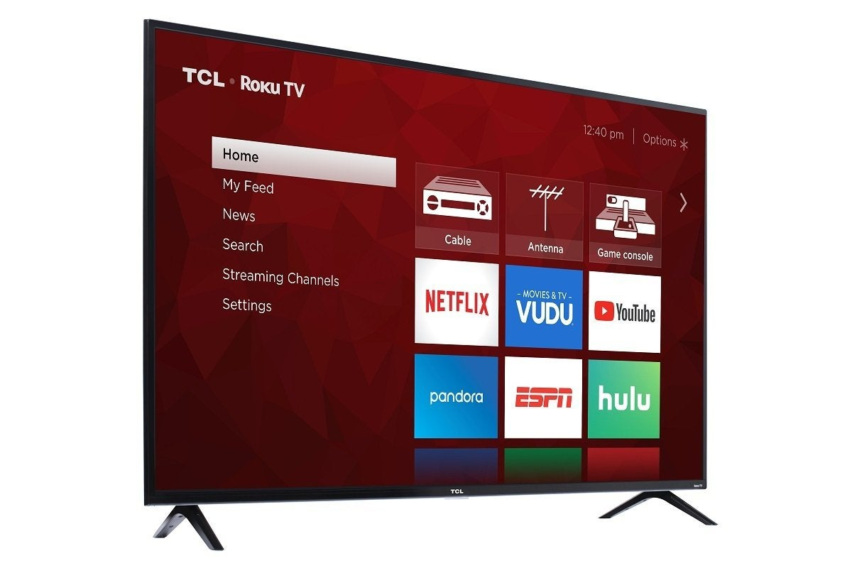 Roku TVs from TCL to get hands-free voice control in 2019 | TechHive