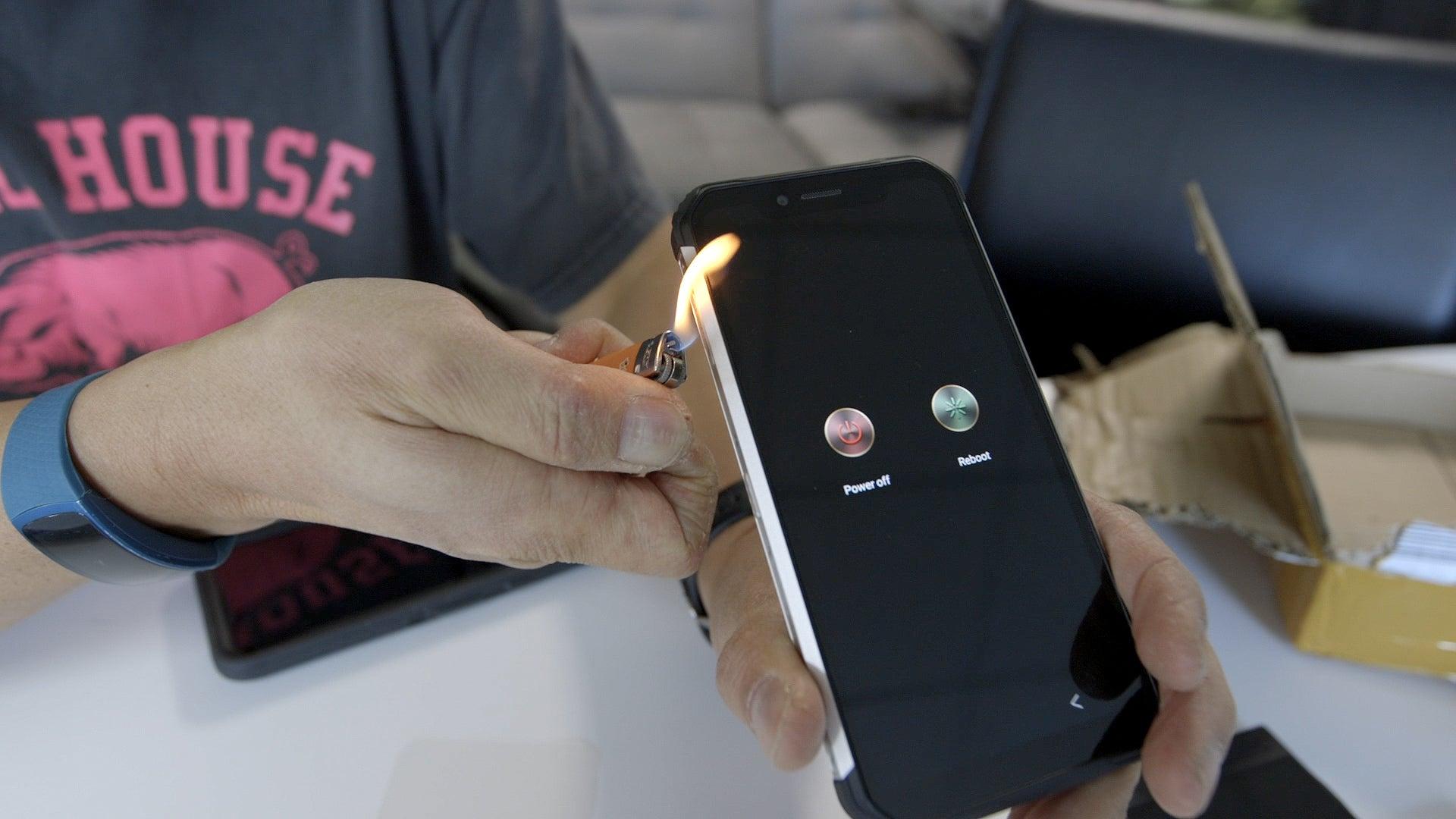 Сверхпрочный смартфон Blackview BV9600 Pro в Виннице