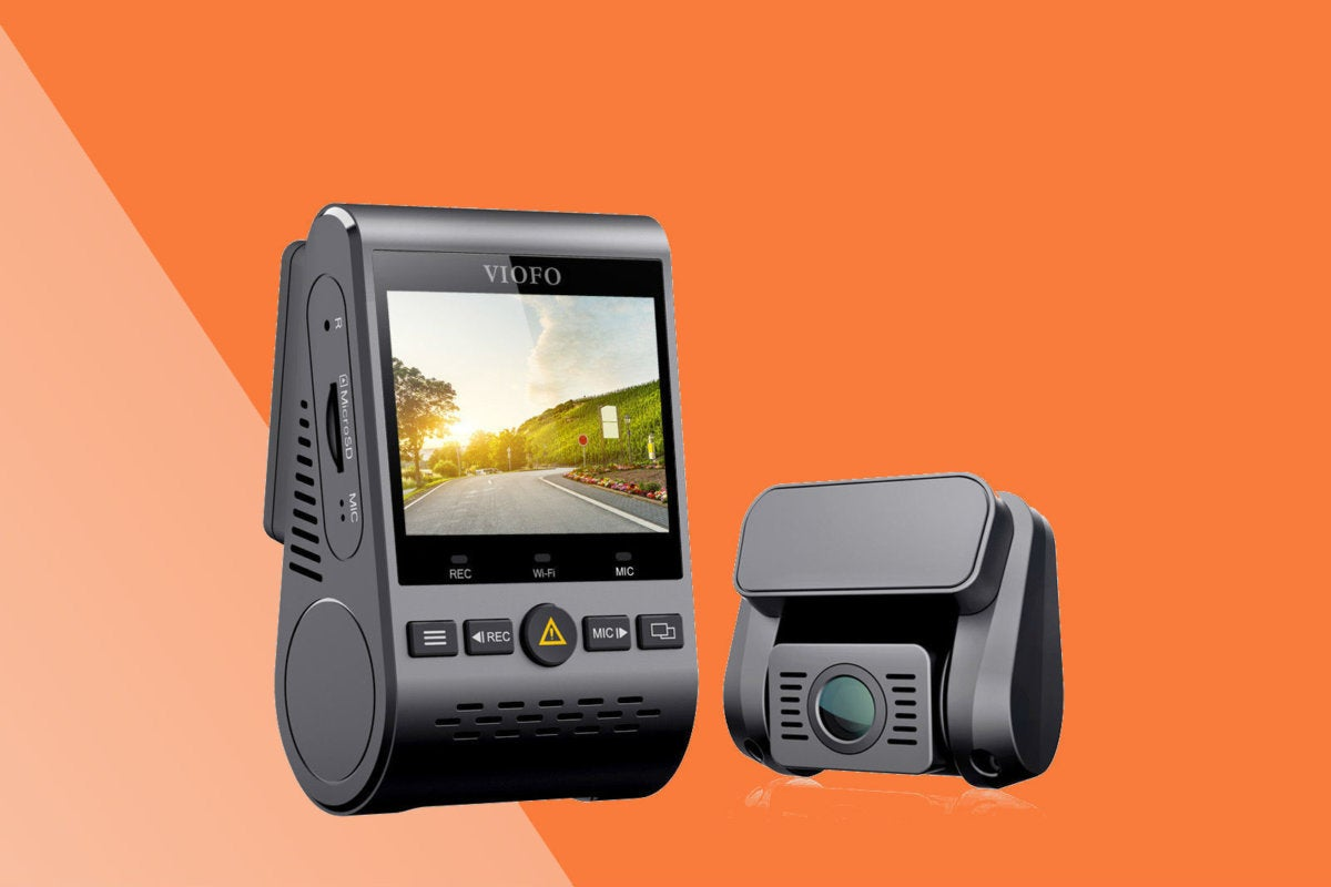 Viofo A129 Duo dual-channel dash cam review: Excellent video