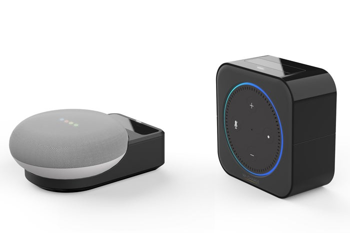 Wi Charge Harnesses Light To Free Echo Dot And Google Home Mini Smart Speakers From Cords Techhive