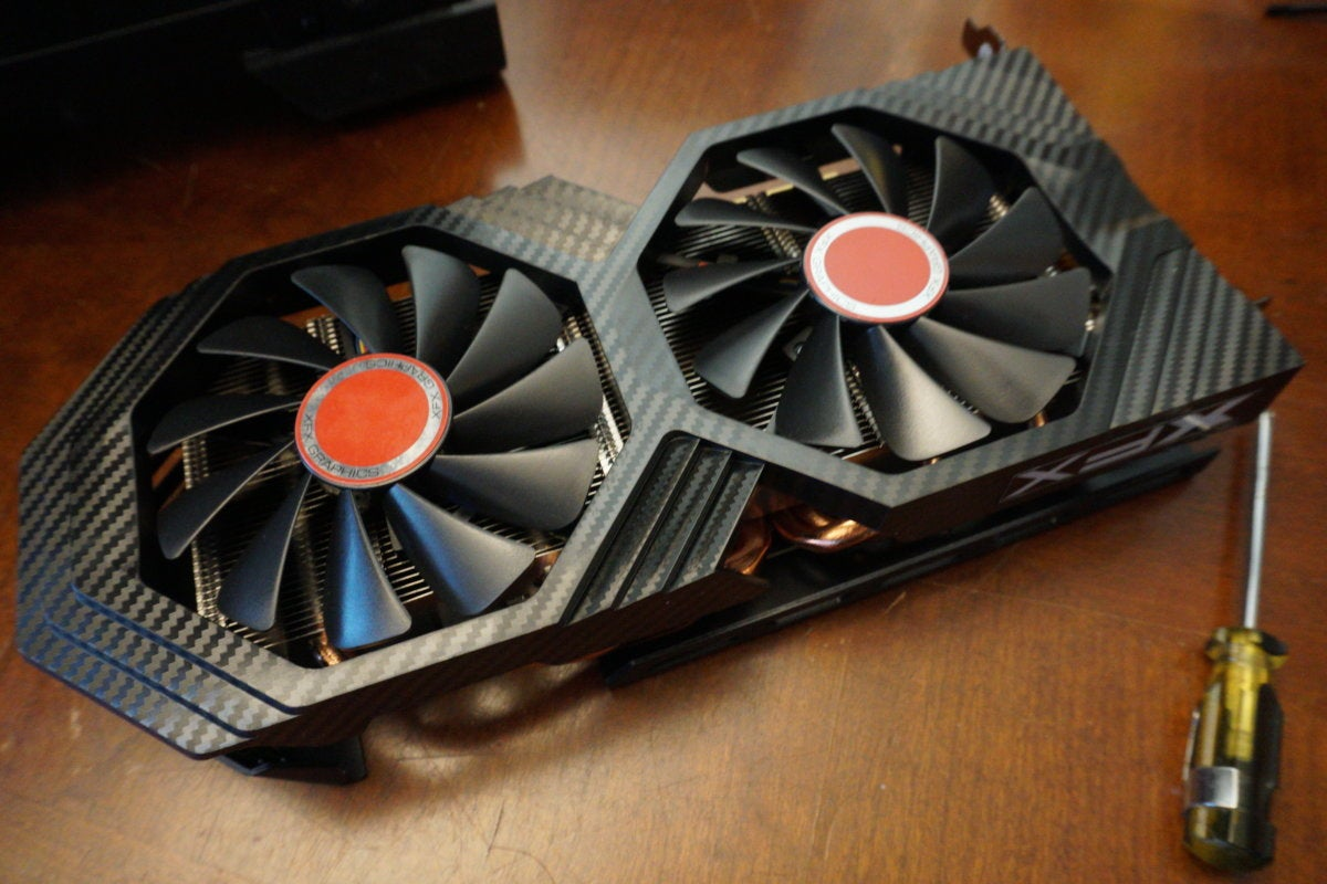 XFX Radeon RX 590 Fatboy review: Pedal to the heavy metal