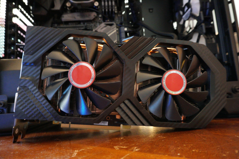 Radeon RX 590 Fatboy
