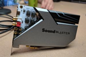 Sound Blaster AE-9