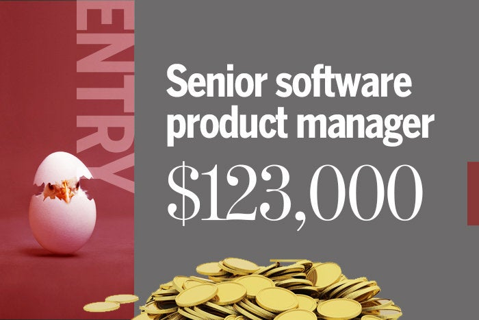 Senior software product manager