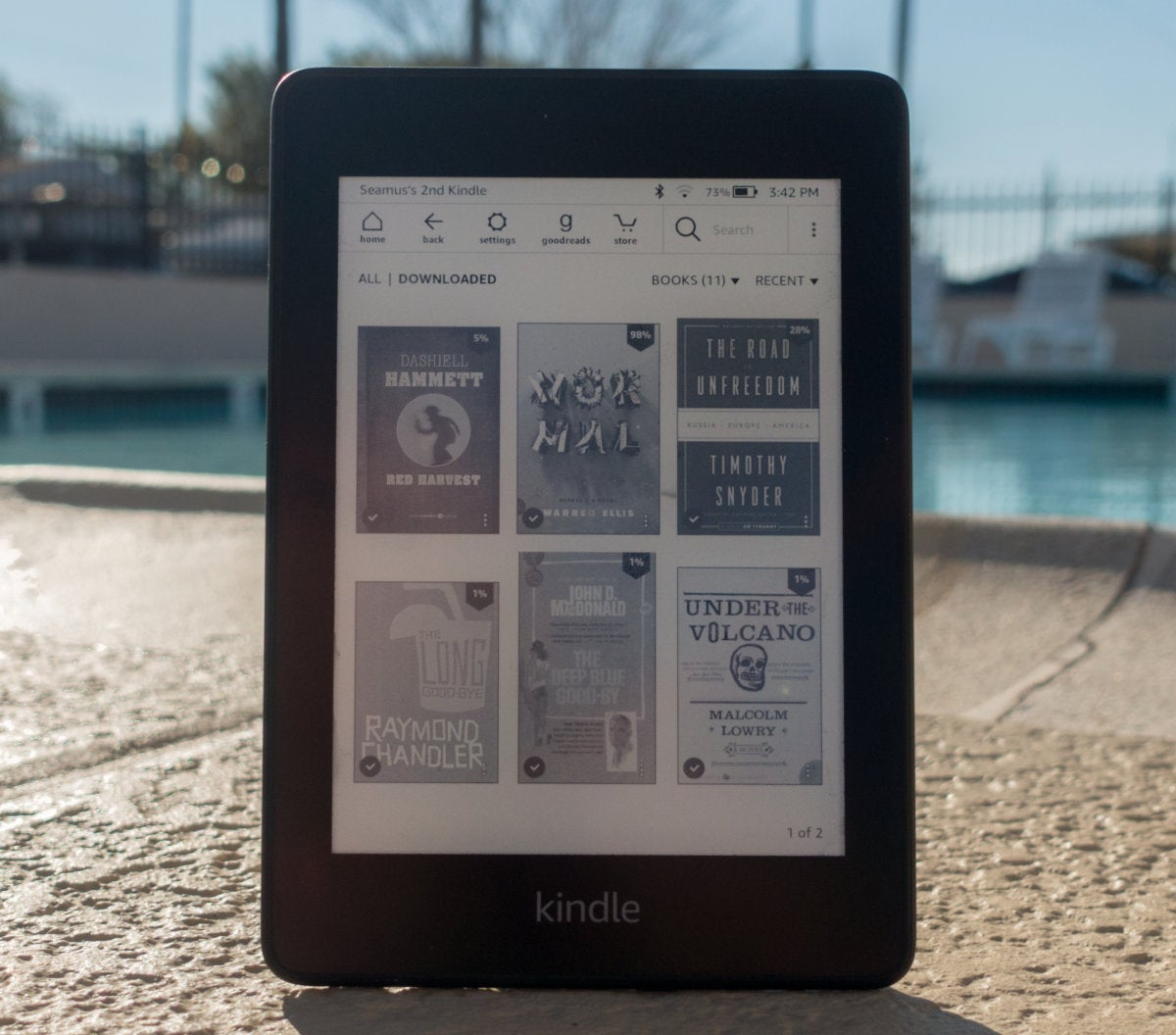 Kết quả hình ảnh cho Amazon All-new Kindle Paperwhite review (2018): The best just got better