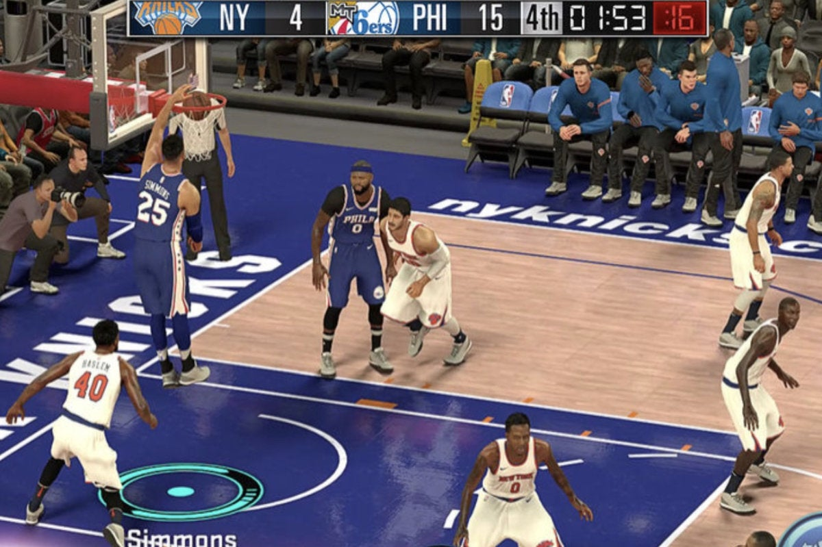 2k mobile basketball