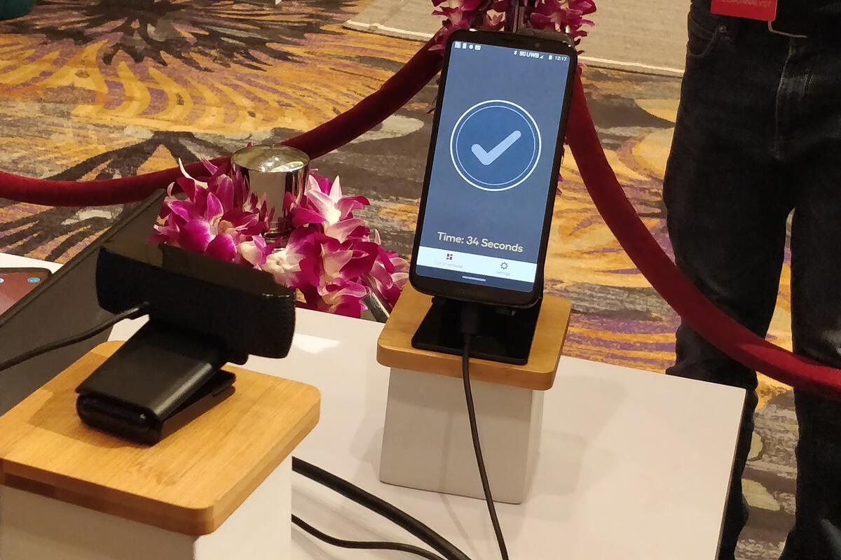 qualcomm snapdragon tech summit  5g in action