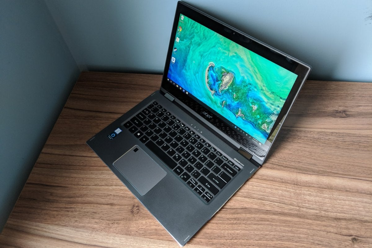 Acer Spin 5 review: What it's like to have Amazon Alexa in a