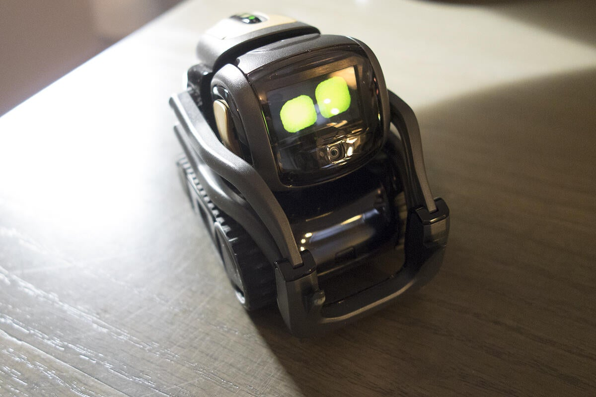 Anki Vector robot review A magnetic personality covers a lack of ...