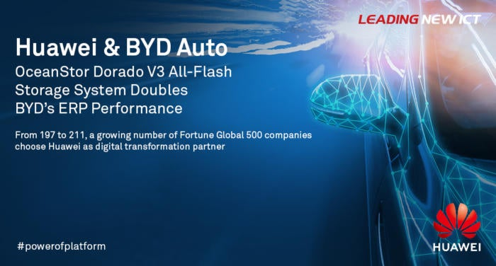 byd auto becoming a leader in new energy with the best data storage system
