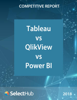 Tableau BI Software Alternatives--Competitive Report