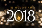 CW > In Memoriam 2018 > Luminaries we lost this year [slideshow cover]