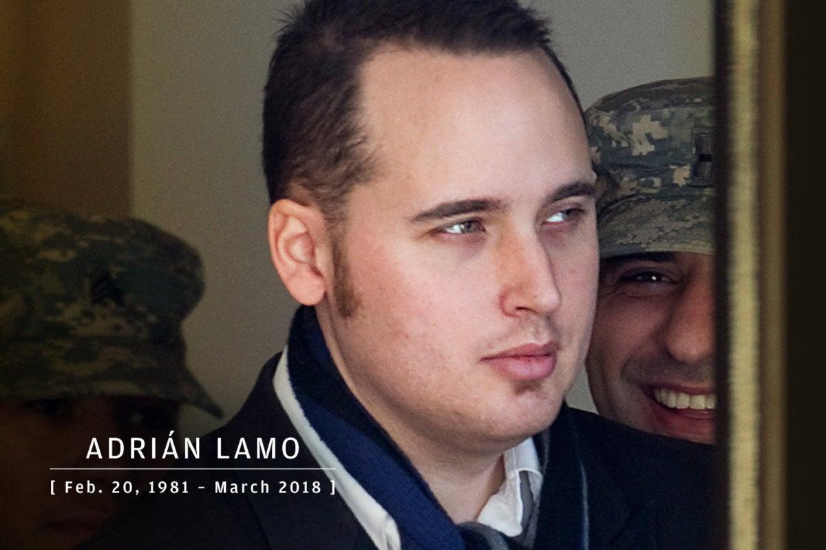 CW > In Memoriam 2018 > Adrian Lamo, hacker, 1981-2018