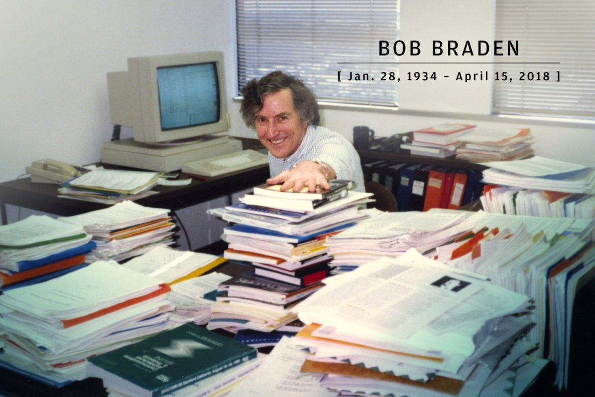 CW > In Memoriam 2018 > Bob Braden, helped develop FTP and TCP, 1934-2018