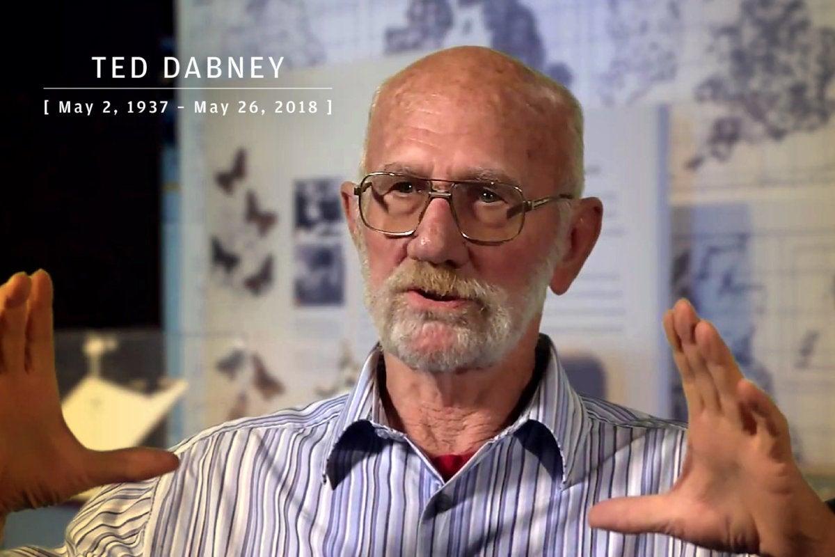 CW > In Memoriam 2018 > Ted Dabney, Atari co-founder, 1937-2018