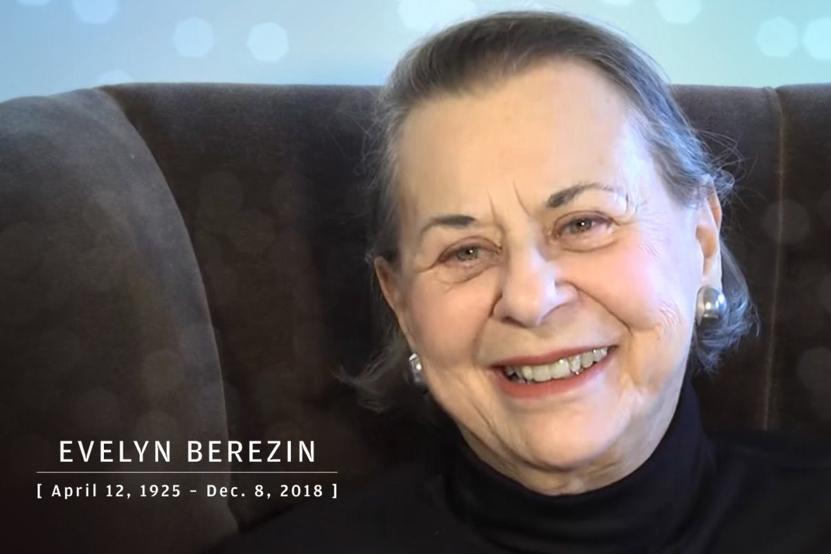 CW > In Memoriam 2018 > Evelyn Berezin, creator of the first computer driven word processor, 1925-2018