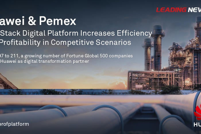 BrandPost: Digital Pemex: Increasing Efficiency and Profitability in a More Competitive Scenario