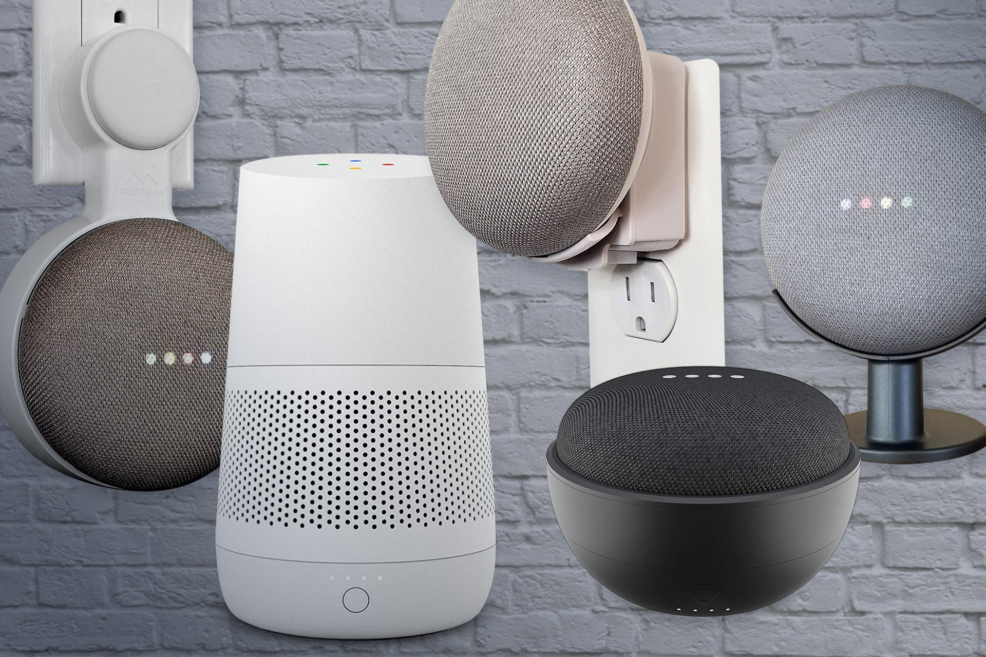 google home accessories primary