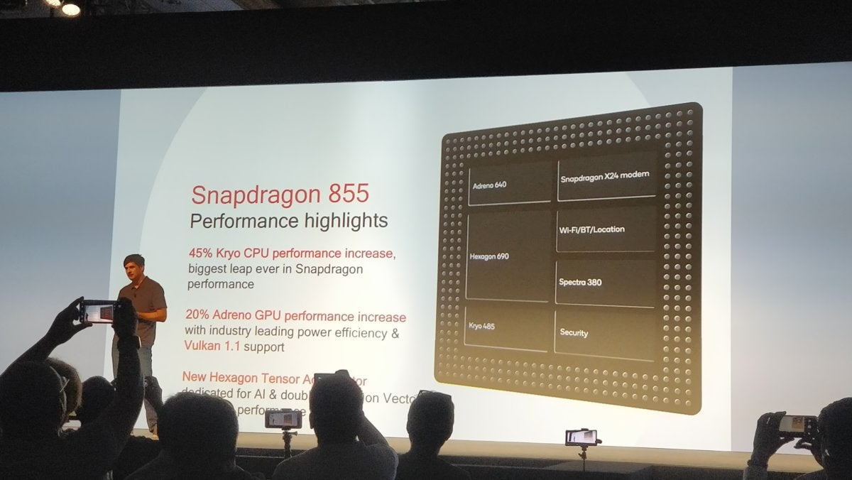 Snapdragon Tech Summit Snapdragon 855