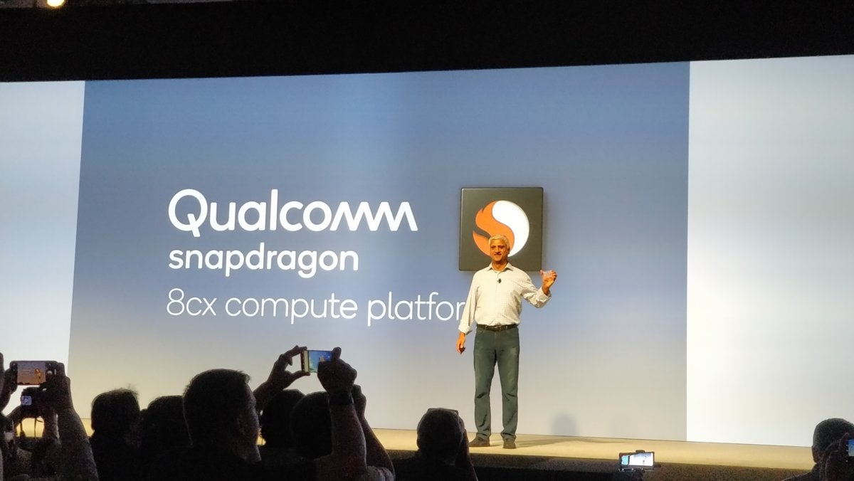 Qualcomm Snpdragon 8cx