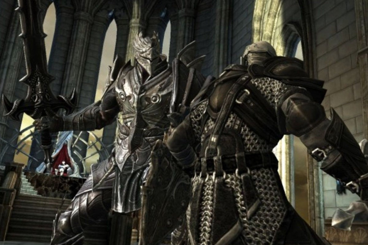 Epic Games cuts the once-loved 'Infinity Blade' series from the App