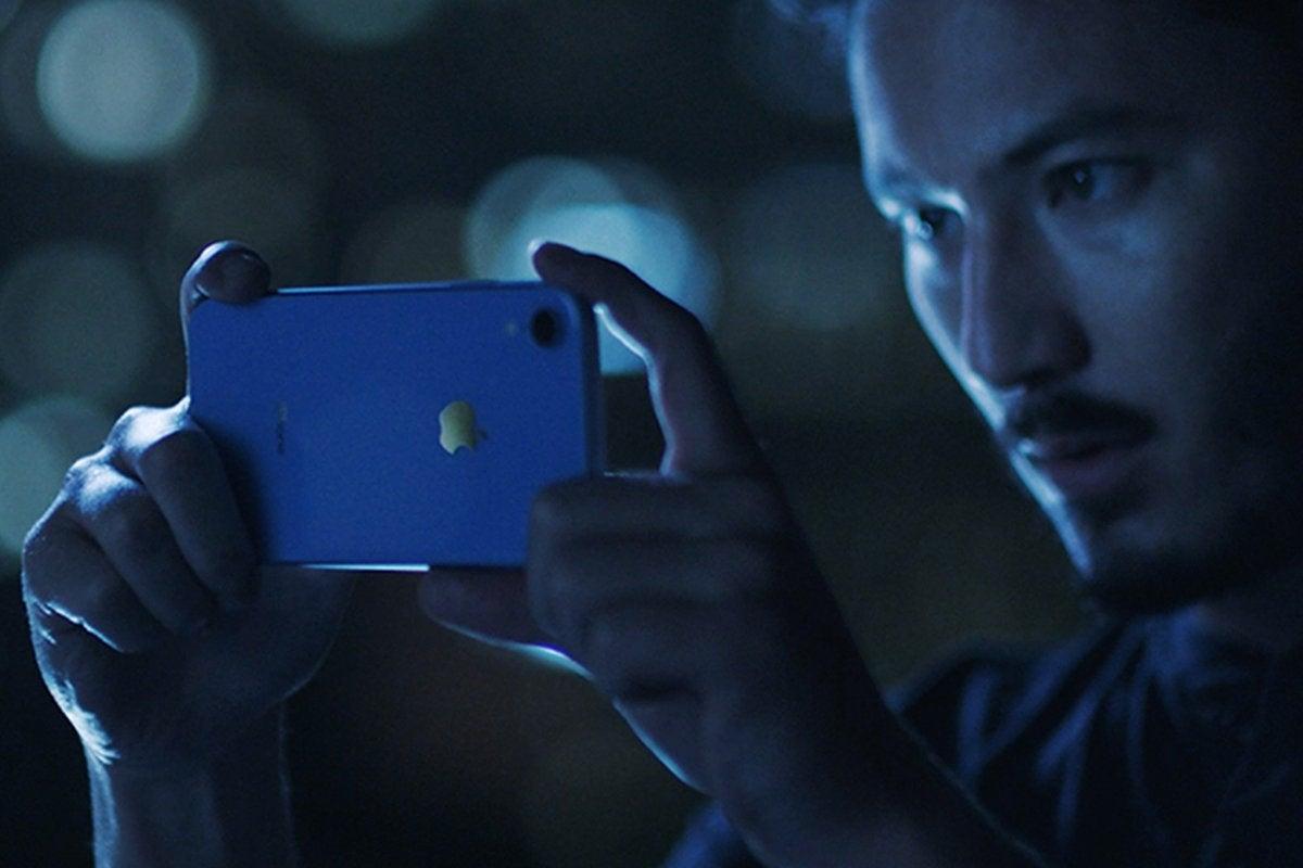 iphonexr camera