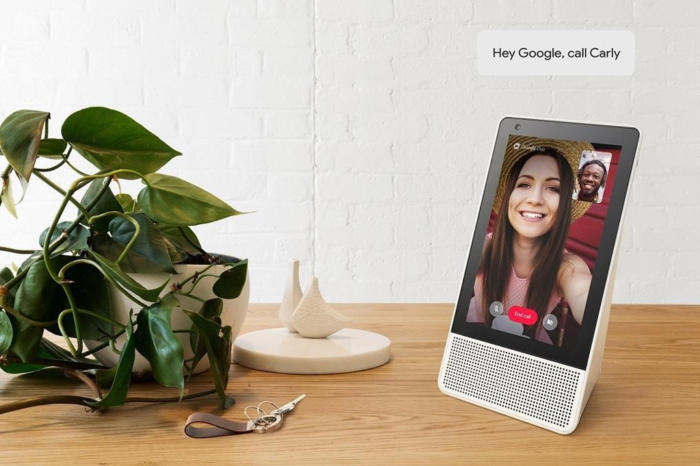 lenovo smart display video call