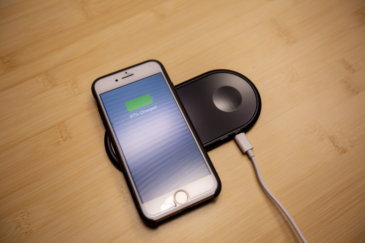 ZealSound's Dual Fast Wireless Charger