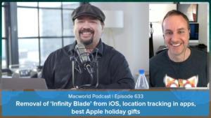 Macworld Podcast 633