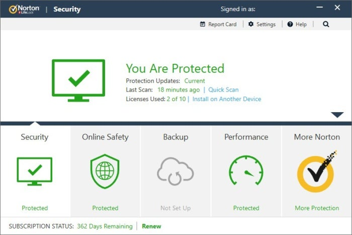 Norton Security Premium (2019) review: A minor revision of