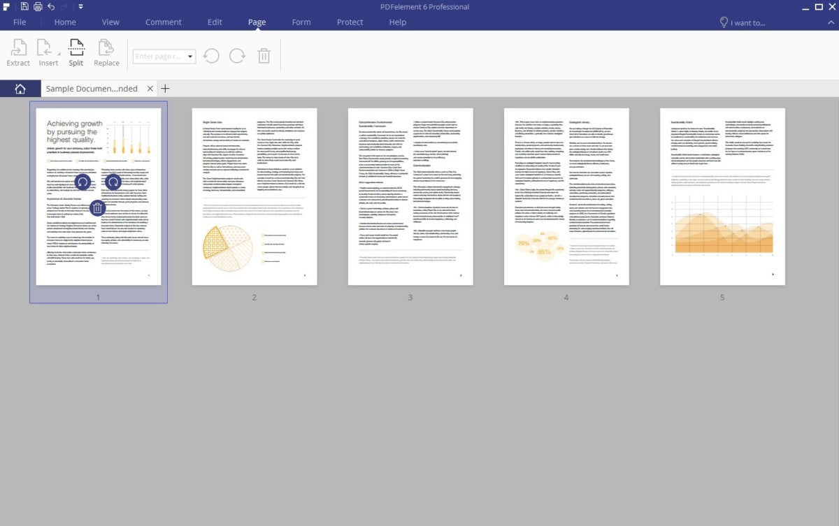 pdfelement 6 page