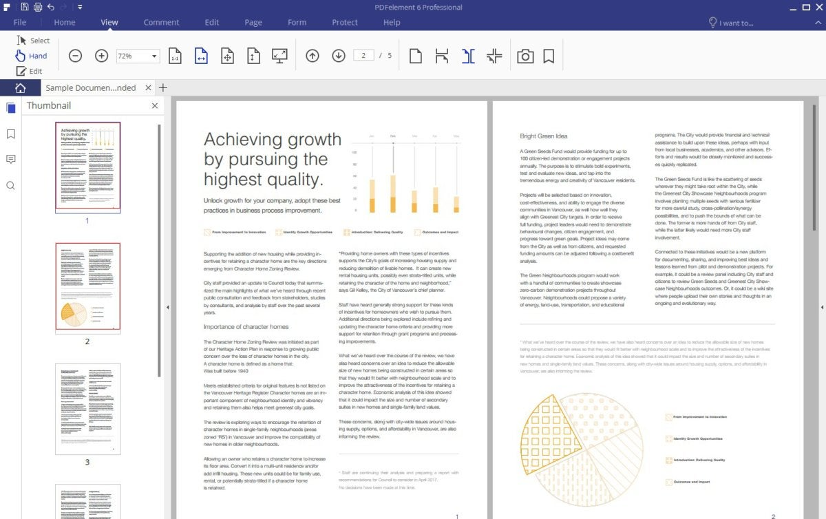 PDFelement Pro 6 review: A professional PDF editor at an affordable