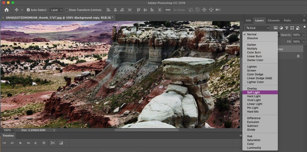Photoshop Basics : Hard Mix Blending Mode - Vargis Khan