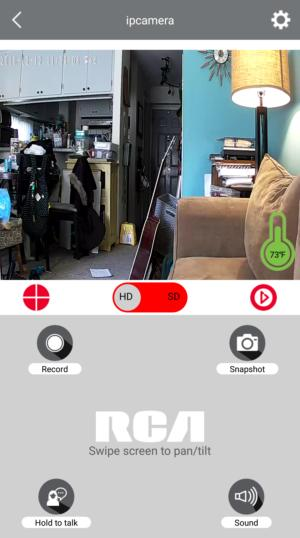 rca app home