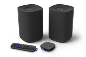 roku wireless family