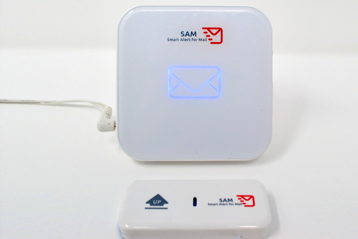 Smart Alert for Mail (SAM) review: How to check your mailbox