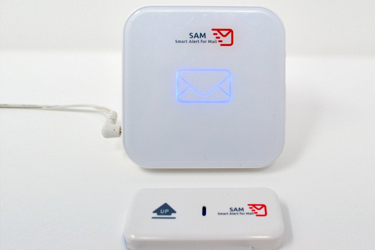 Smart Alert for Mail (SAM) review: How to check your mailbox without