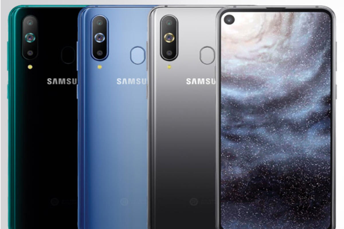 The New Samsung A8s Could Be Our First Look at the Galaxy S10's Notchless 'Hole-punch' Display