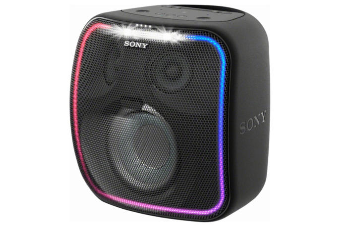 Sony SRS-XB501G smart speaker review: Now you can take