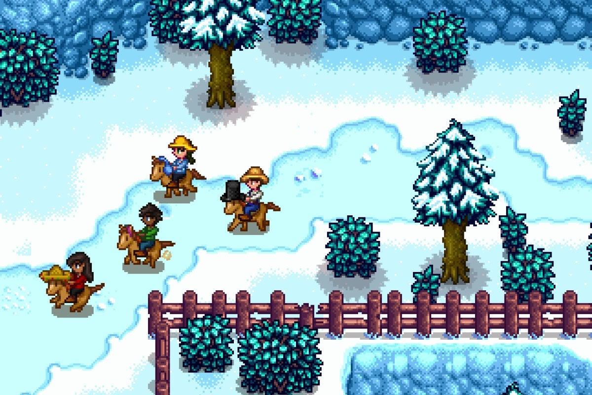 stardew valley winter