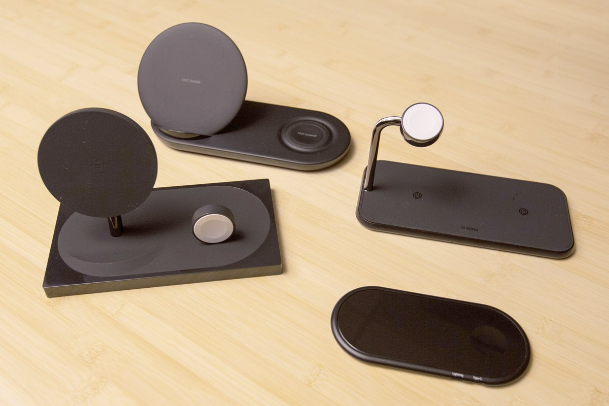 Review 4 Wireless Chargers For Both Smartphone And Watch