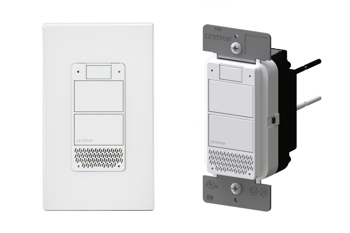 Leviton Puts Alexa In A Dimmer Switch Techhive