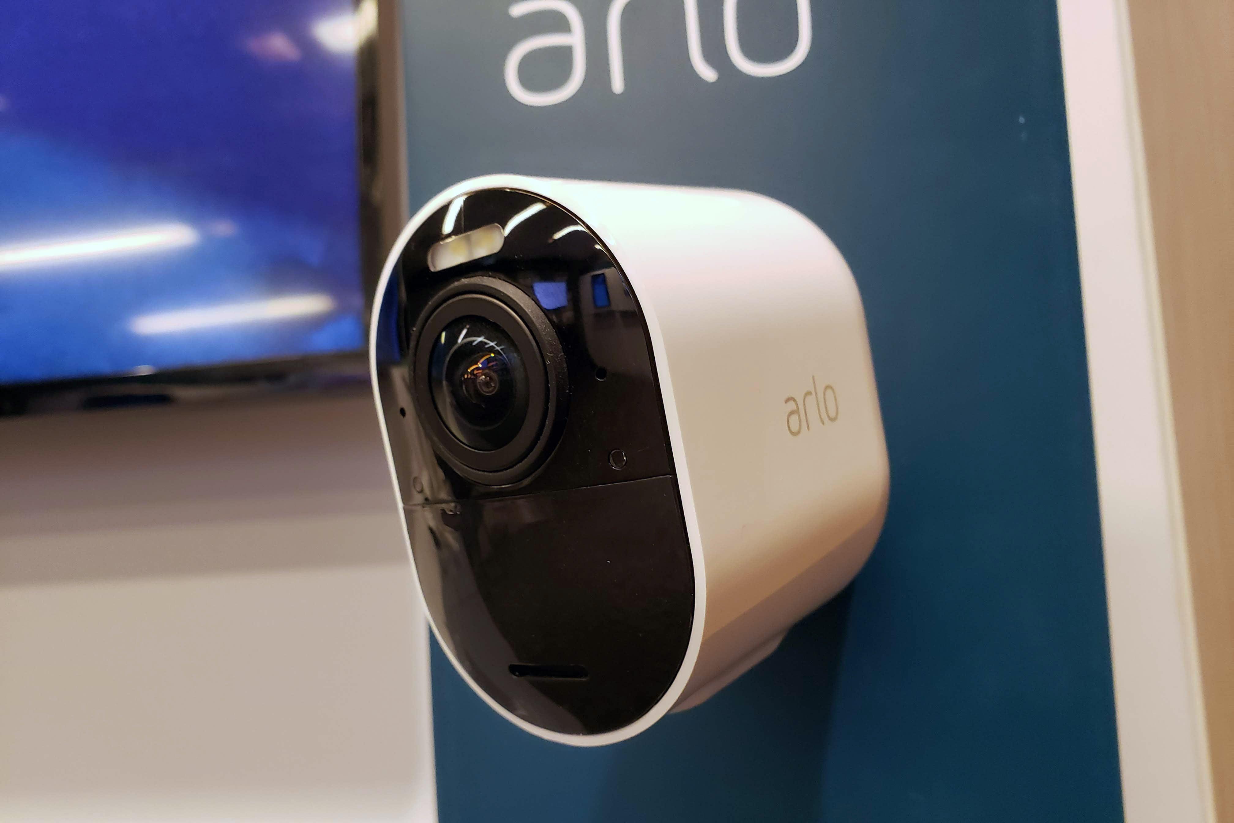 26bfa565d Arlo unveils its Ultra 4K smart-home security camera
