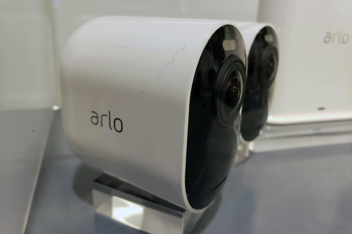 Arlo puts the brakes on its Arlo Ultra 4K security camera