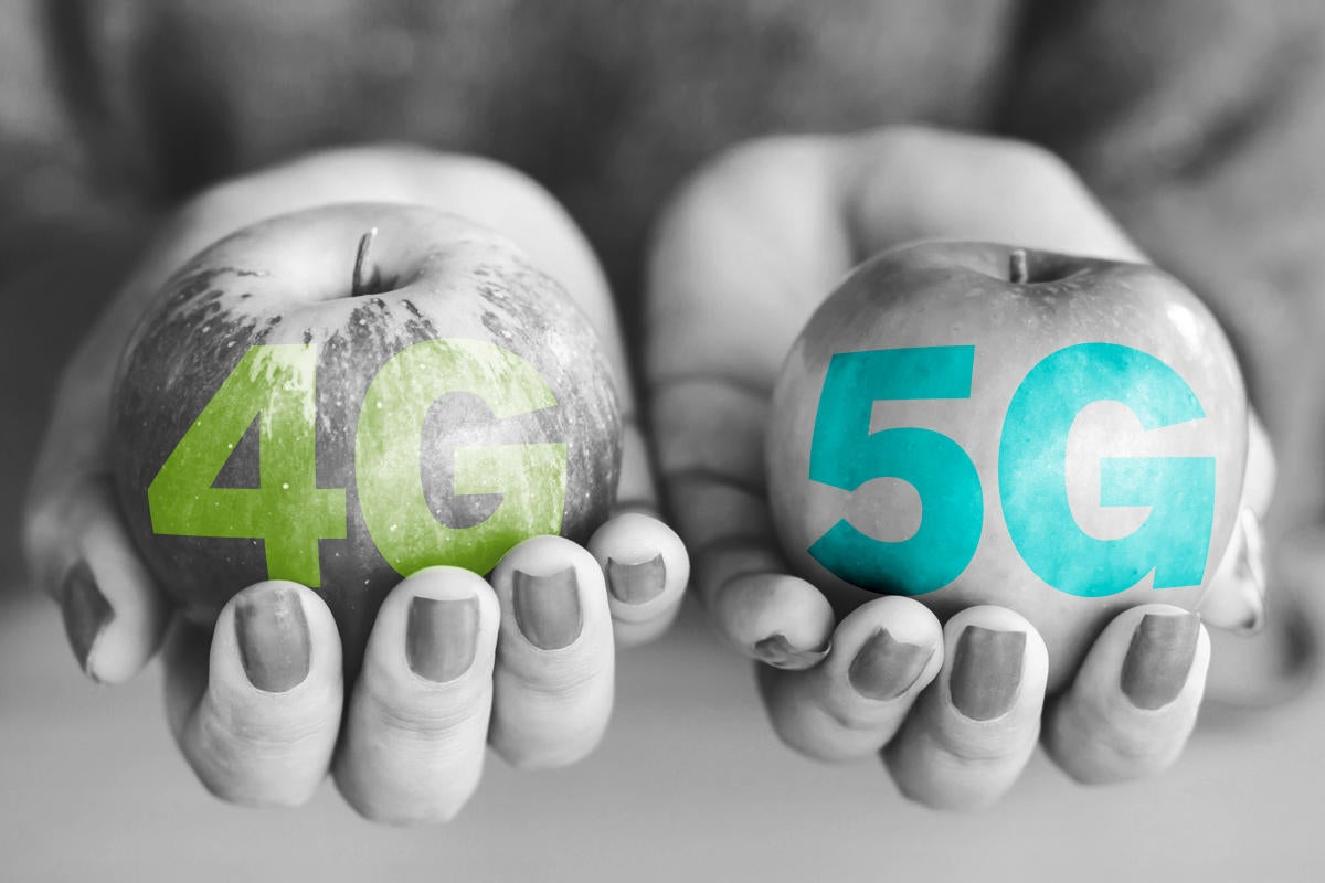 4g versus 5g compare fruit apples to apples