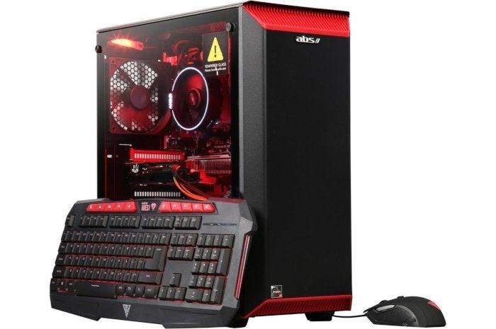 שונות This powerful gaming PC packs an 8-core Ryzen CPU and Nvidia's TM-43