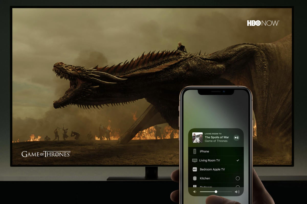 How to stream iphone 7 to vizio smart tv